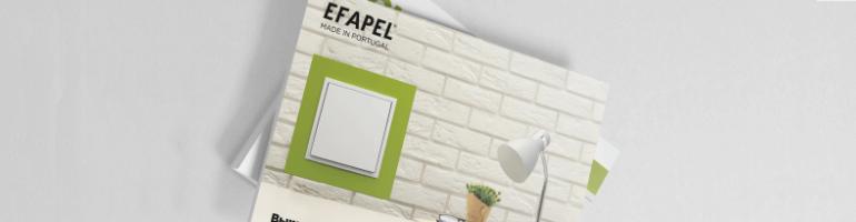 Кейс по созданию дизайна визитки для «EFAPEL»